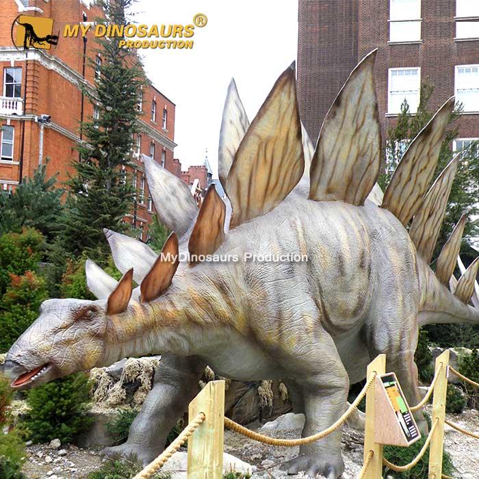 ديناصور متحرك