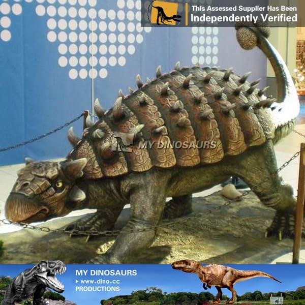 animatronic ankylosaur