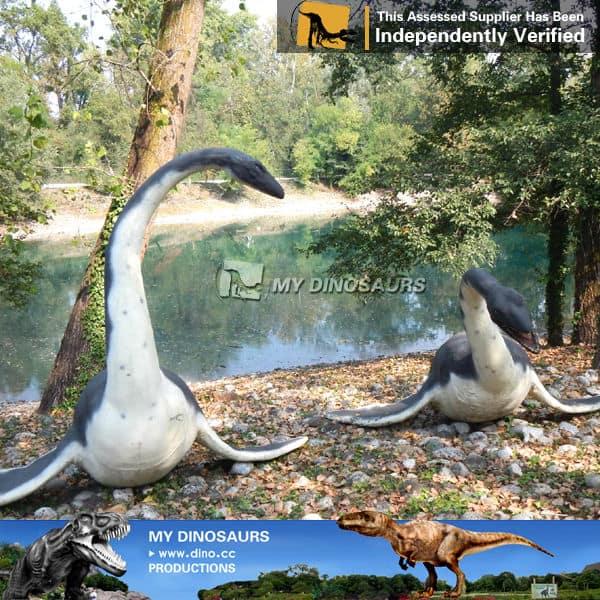 Fiberglass Dinosaur Plesiosaur