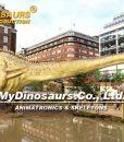 30m long diplodocus