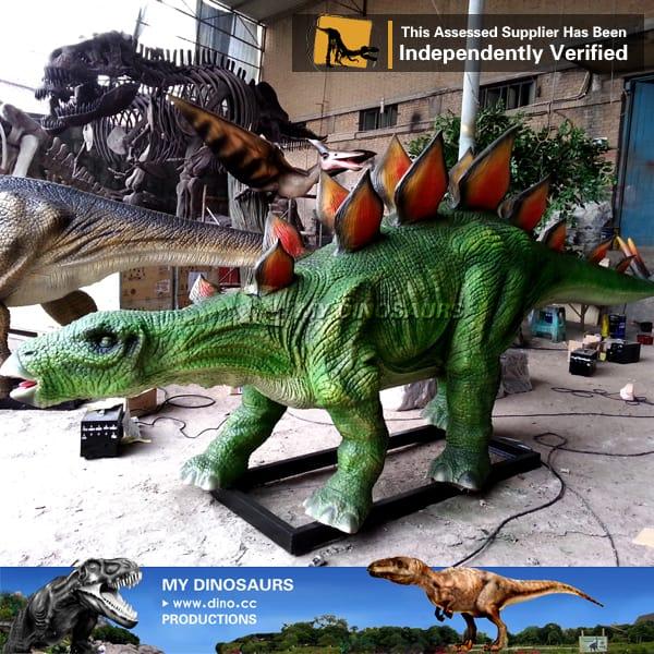 stegosaurus model
