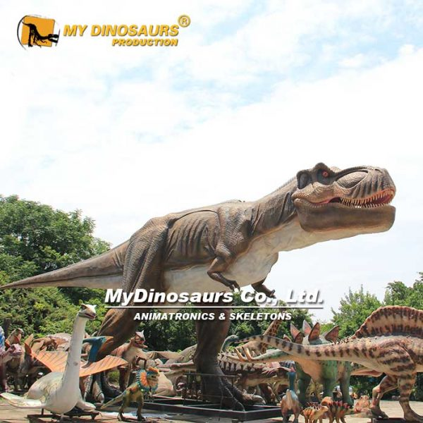 Animatronic Dinosaur T REX 1jpg