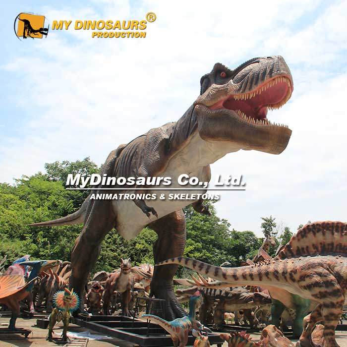 Animatronic Dinosaur Trex