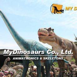 Animatronic Dinosaur brachiosaurus 2