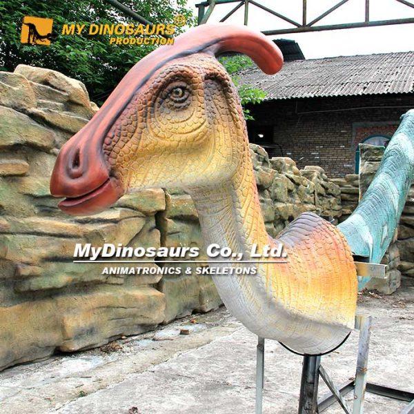 Parasaurolophus Head 1 (2)