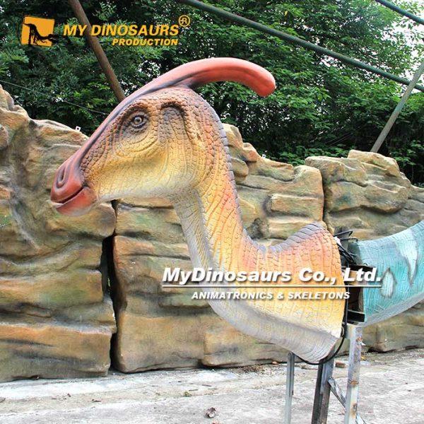 Parasaurolophus Head (2)