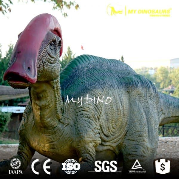 Parasaurolophus model 1