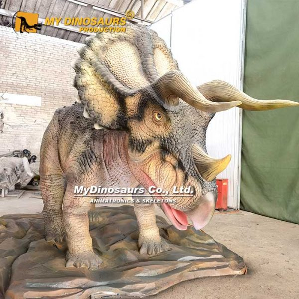 Realistic Styracosaurus Model 1