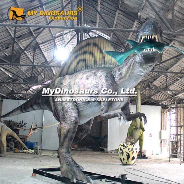 Spinosaurus robotic 1