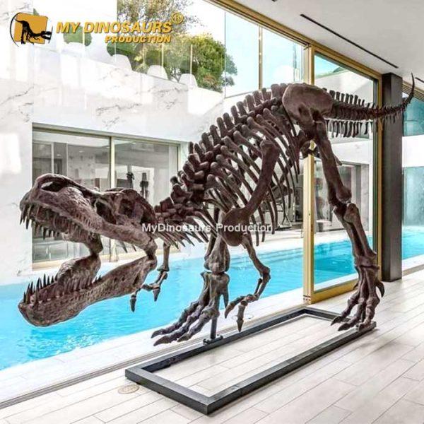 T rex Skeleton Sculpture