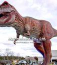 giant T rex model