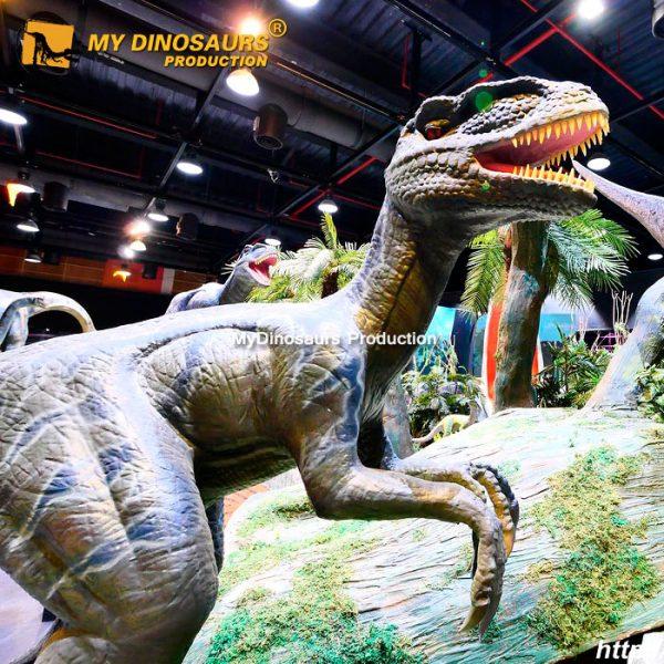 robotic Velociraptor