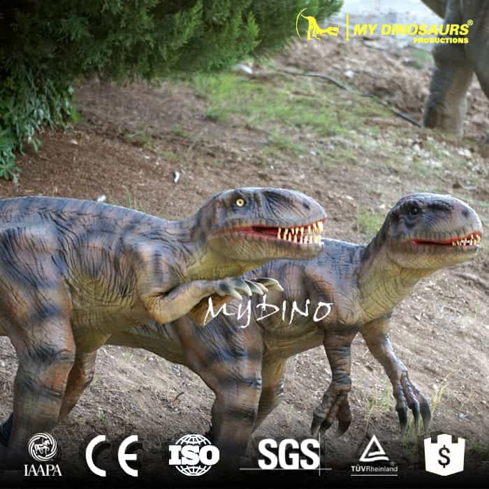 animatronic baby dinosaur