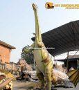 animatronic lufengosaurus 4