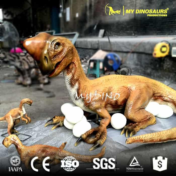 baby dinosaur eggs