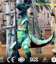 big dinosaur statue 2