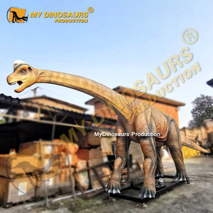 brachiosaurus animatronic 2