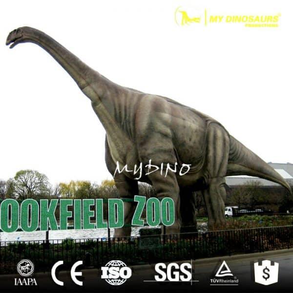 dinosaur park Ruyangosaurus