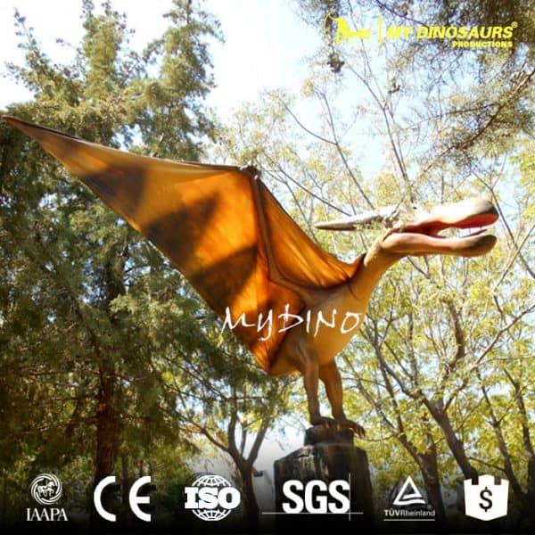 Dinosaur Animatronic Props Pterosaur