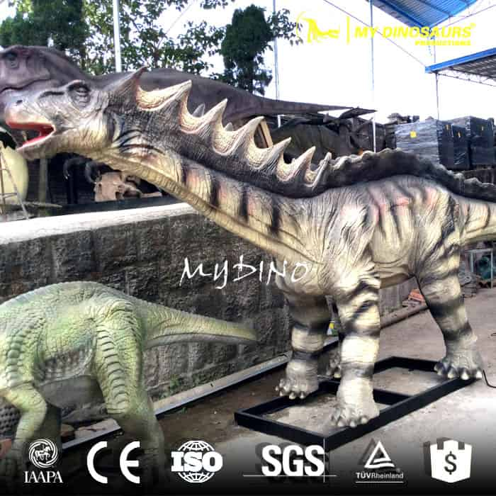 Realistic Amargasaurus