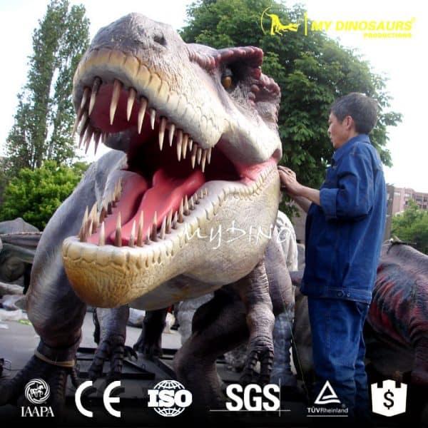 Playground Animatronic Dinosaur Manufacturers T Rex