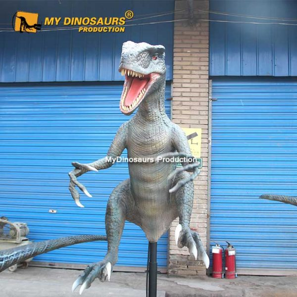realistic raptor model