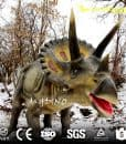 Robotic Triceratops for Sale