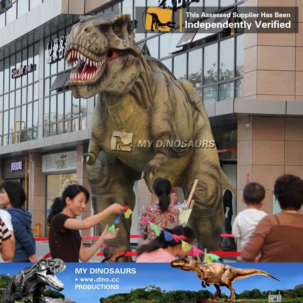 Robotic Dinosaur Exporter