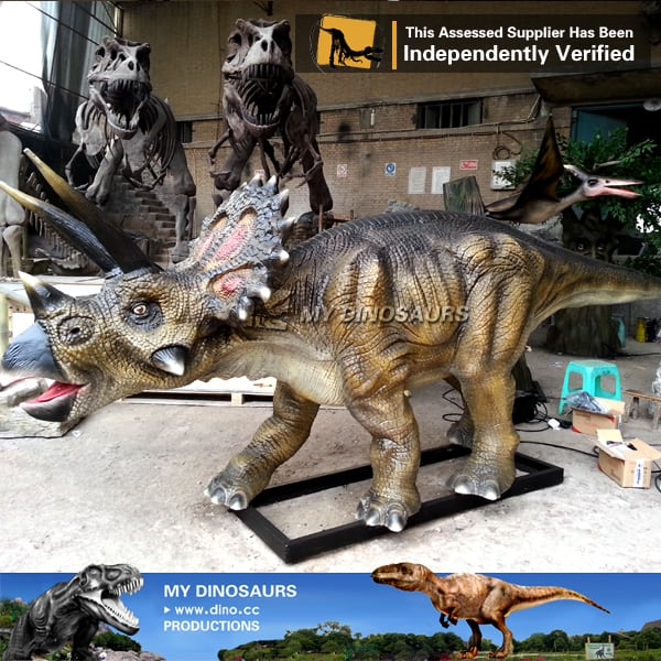 Artificial Triceratops Model
