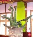 Animatronic Dragon 3