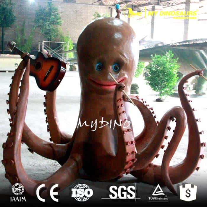 Animatronic Octopus