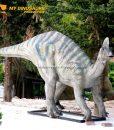 animatronic Corythosaurus
