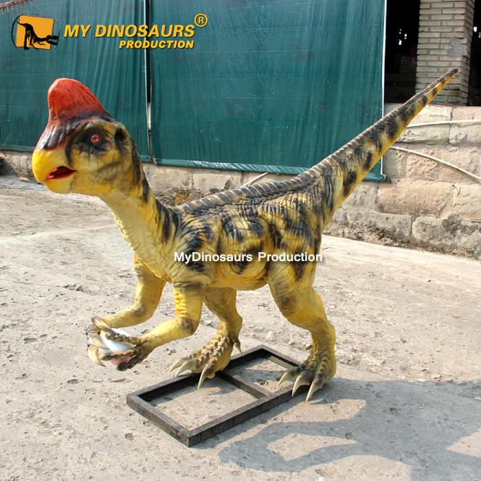 Fiberglass oviraptor 1