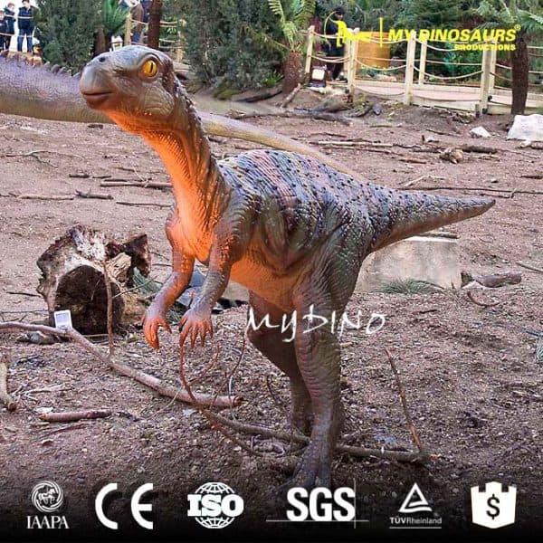 Robotic Dinosaur Leaellynasaura