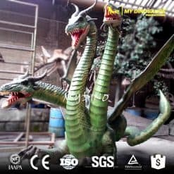 Playground dragon model