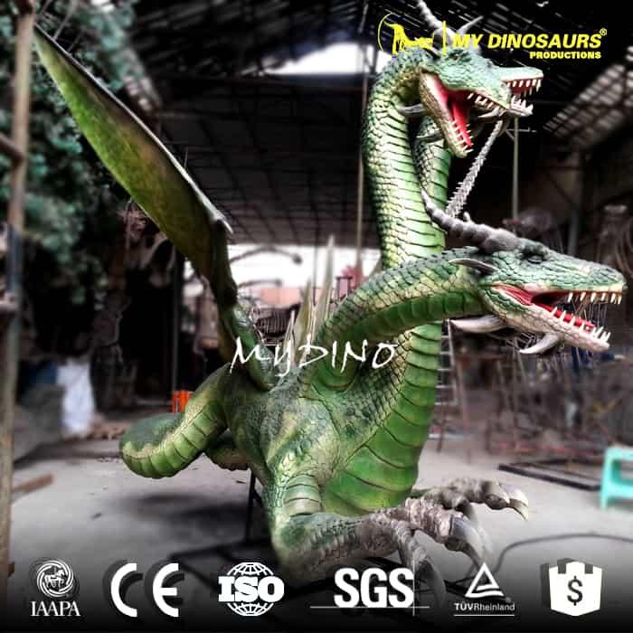 Popular Dragon Amusement Park Ride