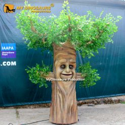animated talking tree