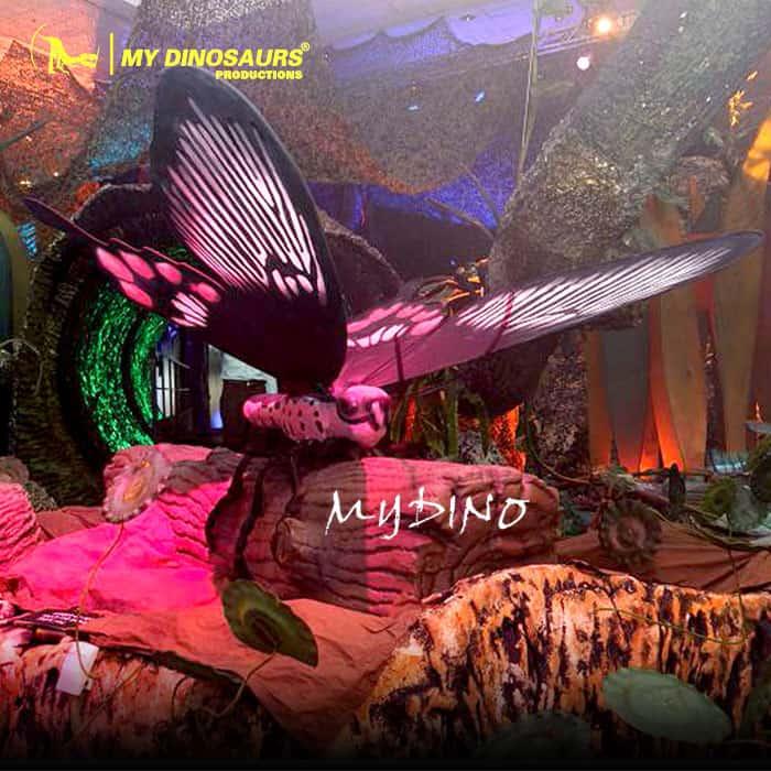 animatronic butterfly 2