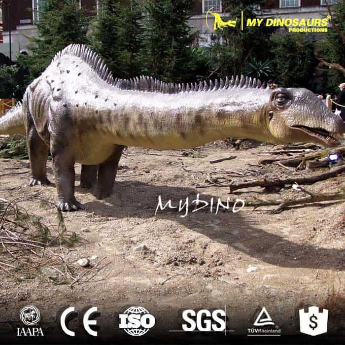 Animatronic Dinosaur Pros Diplodocus