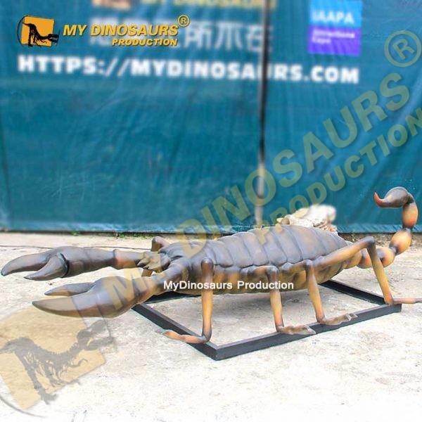animatronic scorpion