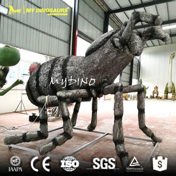 animatronic spider