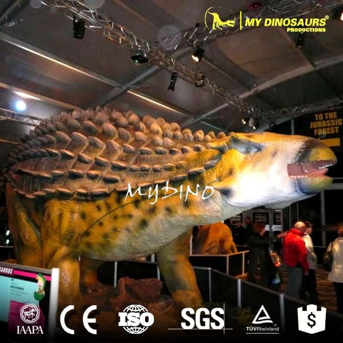 ankylosaurus dinosaur