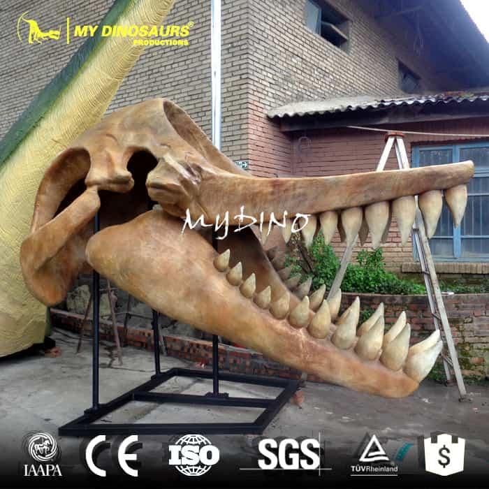 Leviathan Melvillei Jaw