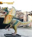 dilophosaurus animatronic 5