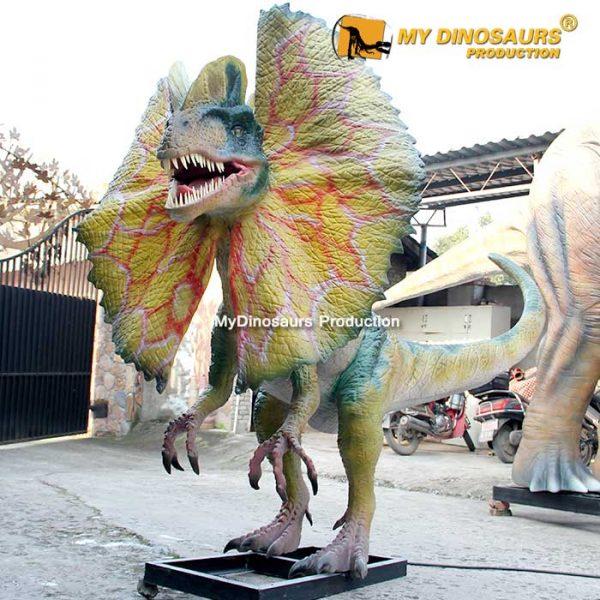 dilophosaurus animatronic 6