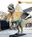 dilophosaurus animatronic 7