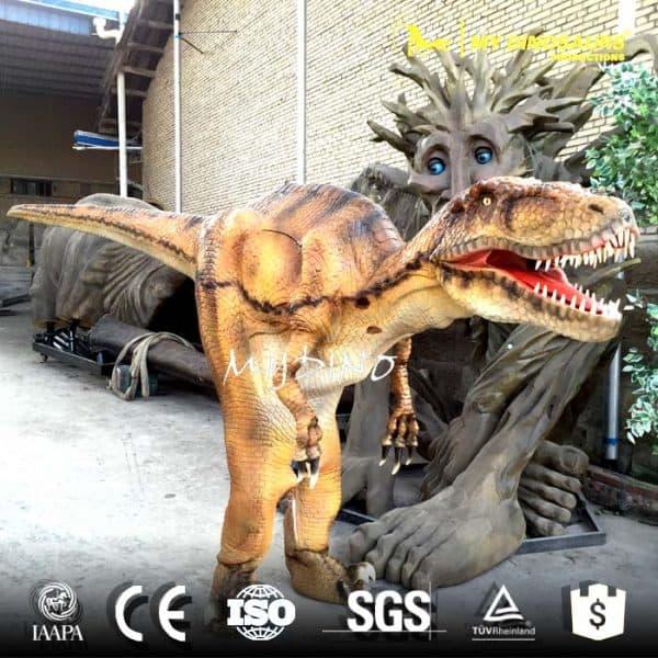 dinosaur costume entertainment