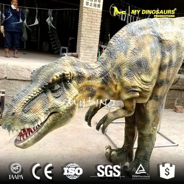 dinosaur costume hidden legs 5