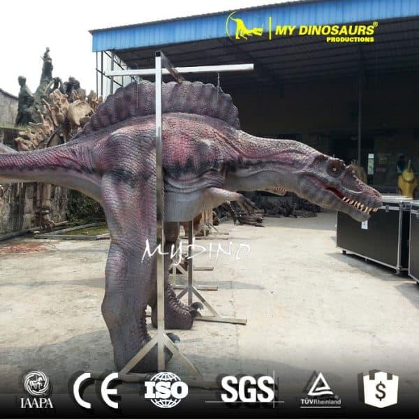 dinosaur costume prop