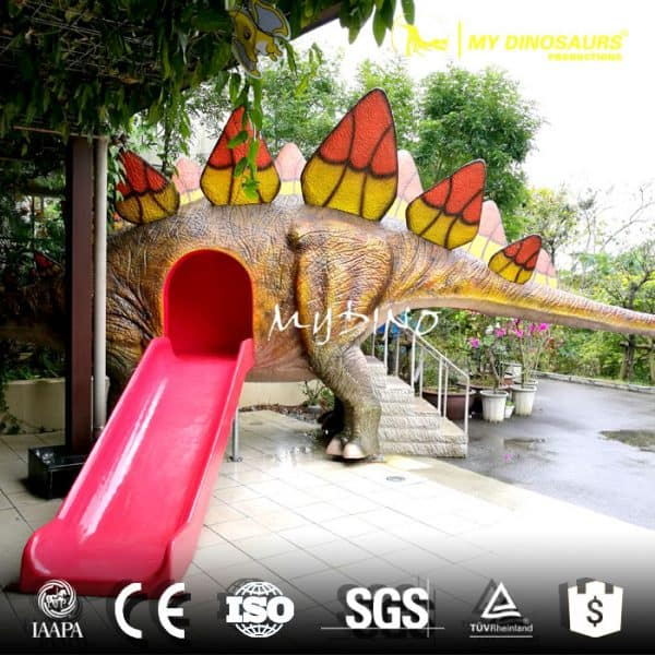 Stegosaurus Dinosaur Slide